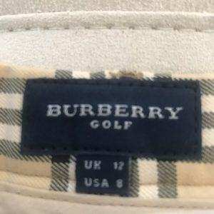 Burberry Ladies Golf Shorts